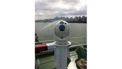 Применение тепловизионной техники в морских системах наблюдения.