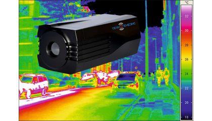 Использование термографии в различных сферах обеспечения безопасности.