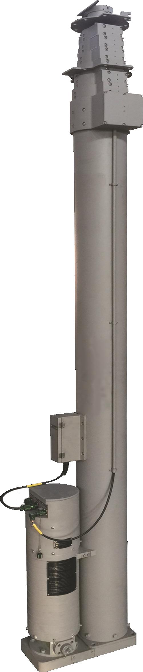 Электромеханические мачты DSG - Je