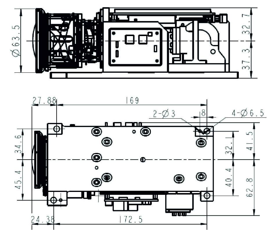 Охлаждаемый тепловизионный модуль «NIT - 275»