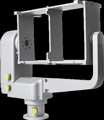 Опорно поворотное устройство устройство для видеокамеры и телевизора
